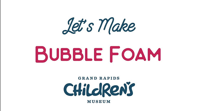 Bubble Foam