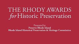 Rhody Awards Ceremony Broadcast