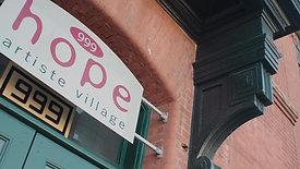 Hope Artiste Village + The Village Lofts, Pawtucket