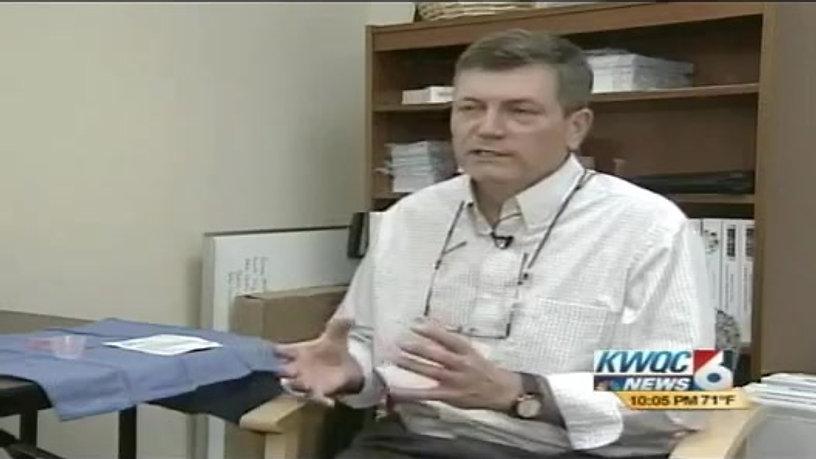 TV Interview - Dr. Greg Bohn