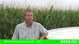 Mike Standley, Garden City, KS. 1