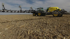 AgSpray 8650 WEEDit Install - Kansas