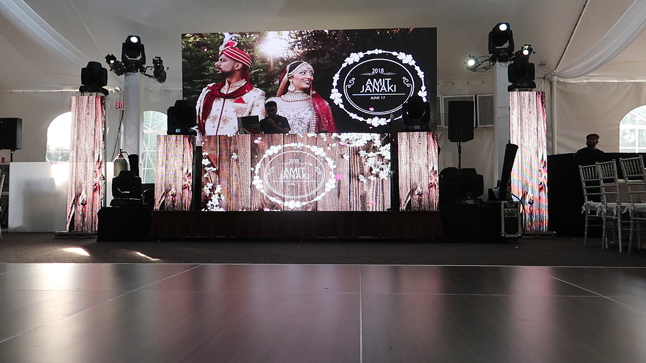 The Decor Delight - Video Wall