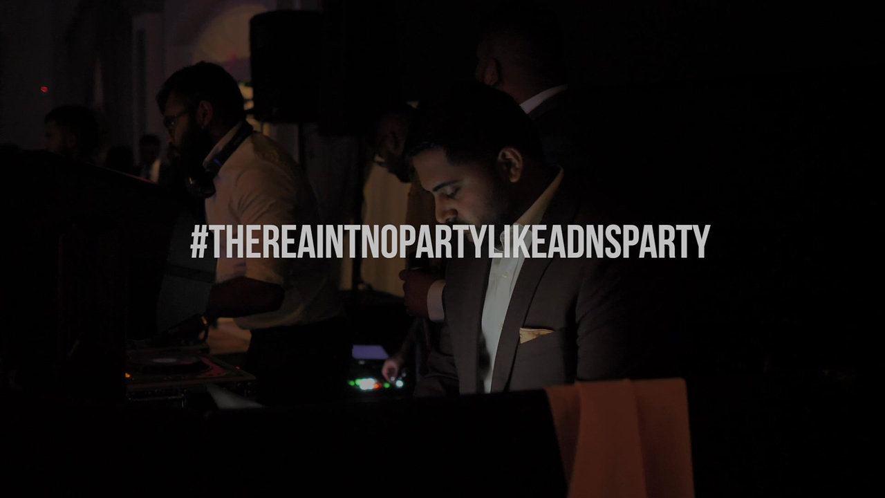 ThereAin'tNoPartyLikeADNSParty