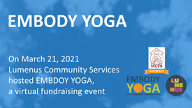 Embody Yoga 2021 - Rise Events