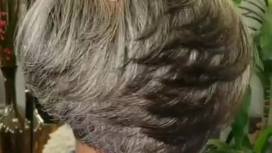Feathered Bob