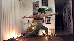 6:30pm Tuesday Vinyasa Yoga class 60mins