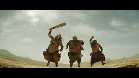 Don Quixote - 25 seconds