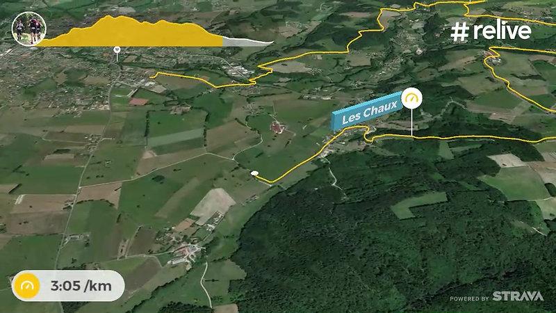 Les papetiers - 13km - 350D+