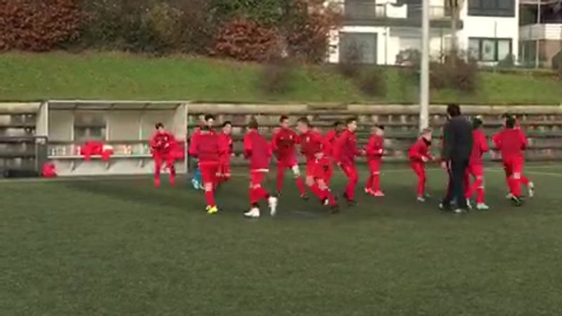 Testspiel gegen den 1.FC Kleve II