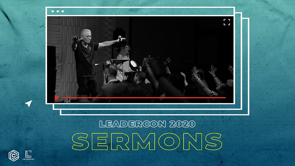 LeaderCon Sermons
