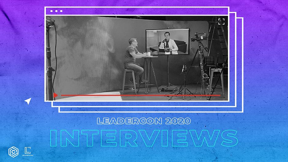 LeaderCon Interviews