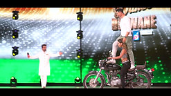 Arjun Bijlani-Dance Deewane BTS
