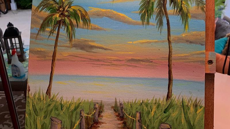 Paint & Sip - Smathers Beach
