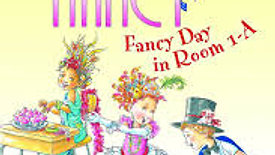 Fancy Nancy A Fancy Day in Room 1A by Jane O'Connor