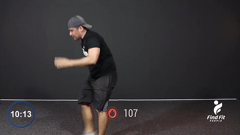 20 minute conditioning