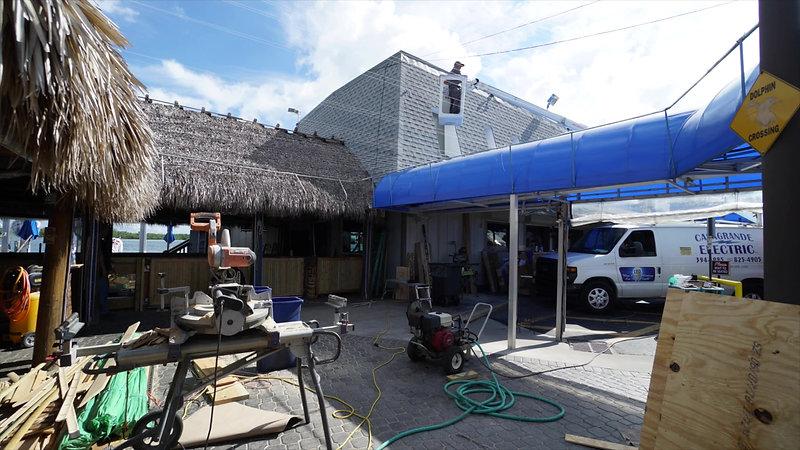 Rebuild of The Snook Inn