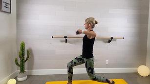 Shoulders + Legs