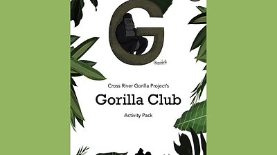 Pack 1: Meeting Cross River Gorillas