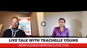 Live Talk With Trachelle - 4/17