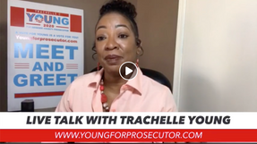 Live Talk With Trachellelle - 4/24
