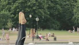 FloatFit by AquaPhysical at Serpentine Lido London