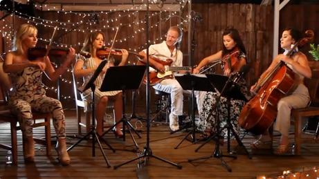 The Music of Paul Anka (live) - Quartet405