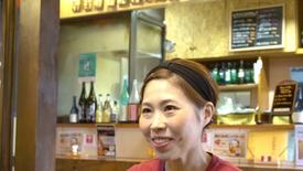 居酒屋びびび   旭川 ALL FOR ONE プロジェクト代表 菊地 侑子 さん