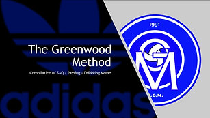 Amazing Technical Exercises For The Best Players - The Greenwood Method