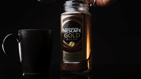 Nescafe Gold - Smell the coffee