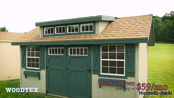 Woodtex Sheds, Barns, and Garages