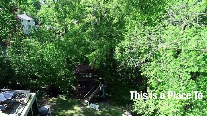 Trailside Treehouse_The Drone Co. - RVA