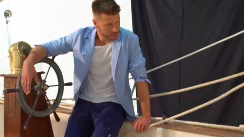 Rodrigo Hilbert - West Coast (Making Of) 1