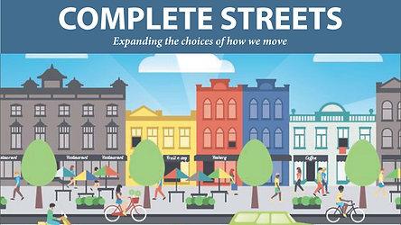 Complete Streets Teaser