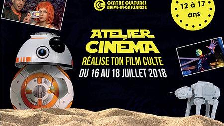 Atelier Jeune Public Film suédé