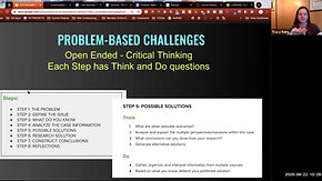 IU8 Problem-Based Learning Challenges
