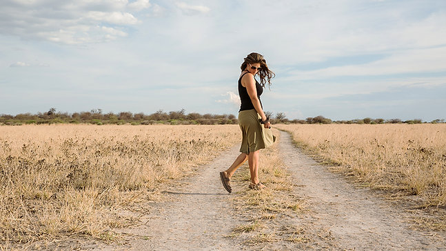 My Journey Through Africa