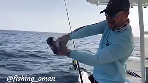 Fishing Oman