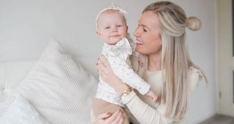 Motherhood Stories | Lisette & Nela
