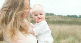 Motherhood Stories | Lisanne & Ellanoor