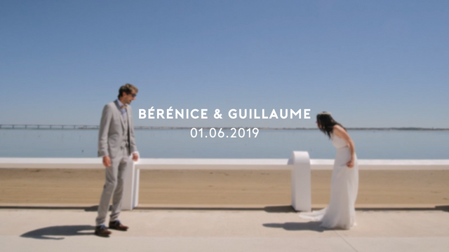 Bande d'annonce - Bérénice & Guillaume
