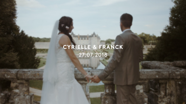 Bande-annonce mariage - Franck & Cyrielle