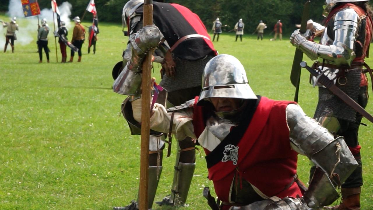 The Battle of Barnet