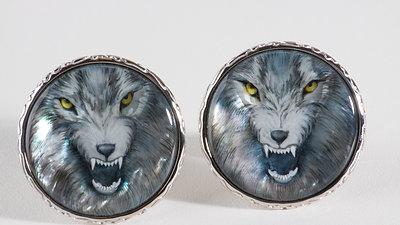 Cufflinks Wolves