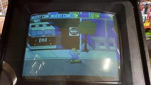 1991年 シンプソンズ 4人プレイ アーケードゲーム コナミ制作