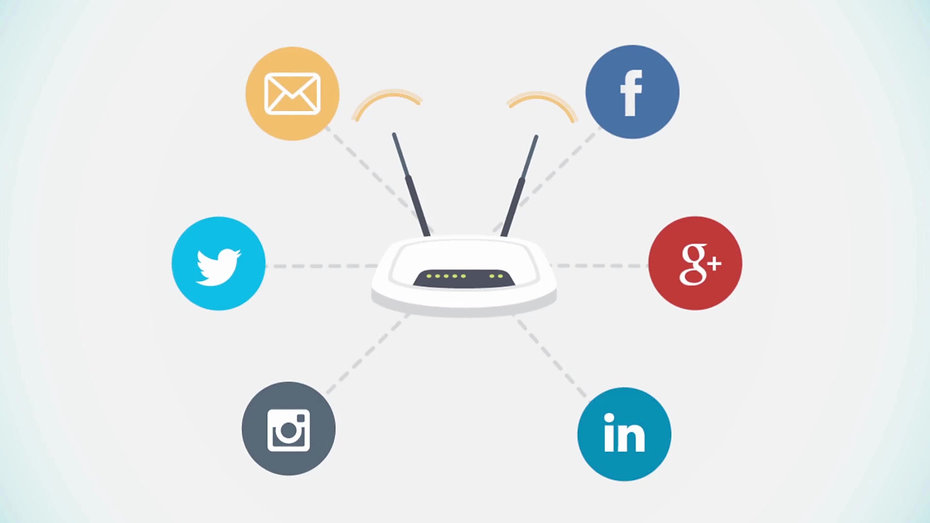 Social Powered WiFi Reseller Video No Music