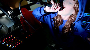 MOOG PROJECT at the Ace GAZELLE TWIN 2015 Film by Paul Heartfield Edited by Terry Reid