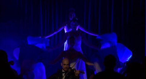 Bohemian Cabaret Prague 2017