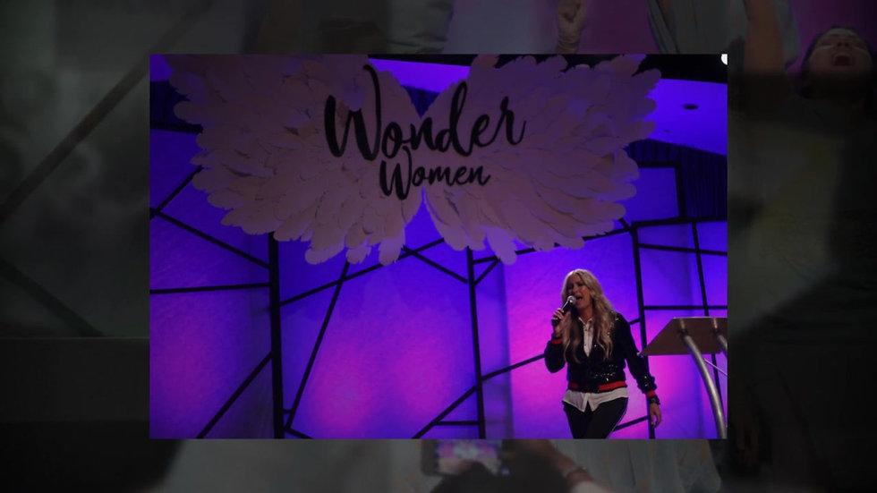 BELLA WOMEN'S CONFERENCE 2018-WONDER WOMEN