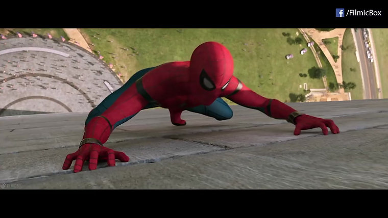 Spidey Saves the Day (Spider-Man Homecoming Re-Score)